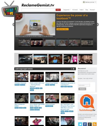 ReclameGemist.tv